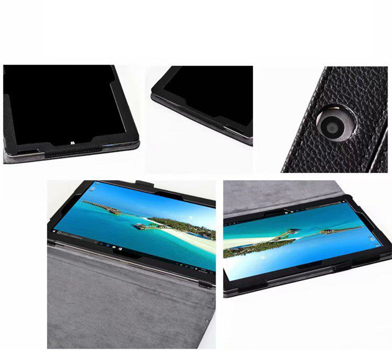 Luxury Business PU Book Flip Case Cover for Teclast X4 11.6 inch 2019 Tablet + Stylus Pen Can put keyboard