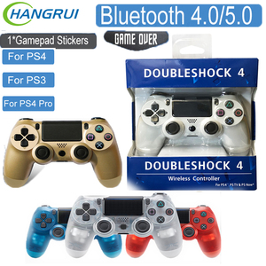 Wireless Bluetooth Gamepad Controller For Sony PS4 Pro Playstation 4 Phone PC Game Joystick Controller For PS3 Controllers mando