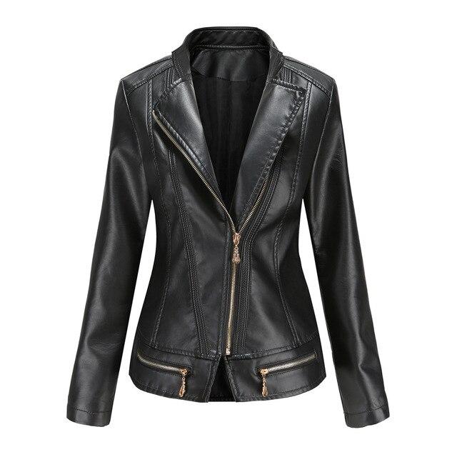Фото женская обувь с застежкой молнией байкерская кожаная мотоциклетная цена