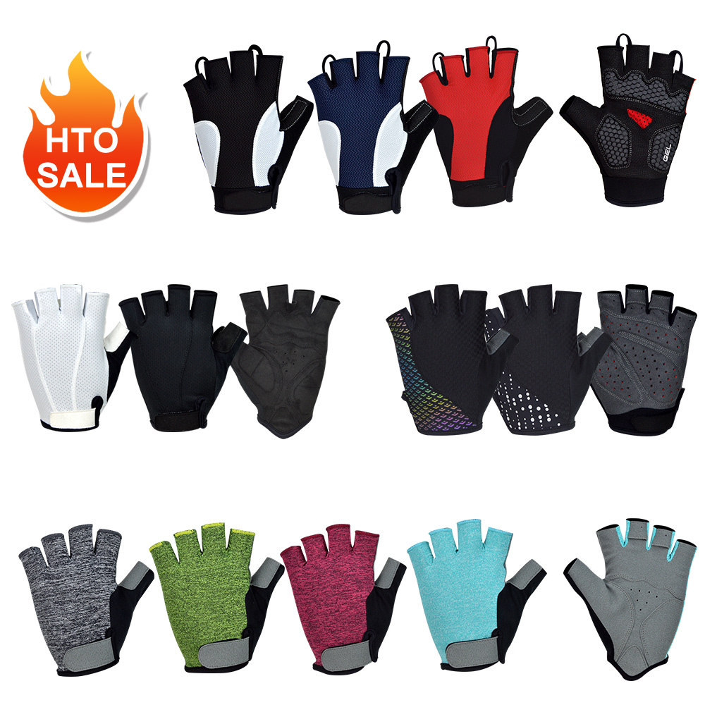 Darevie 4 Style Hot Sale Cycling Gloves High Quality Cycling Gloves Cool Breathable Biking Gloves MTB Road Cheap Cycling Gloves
