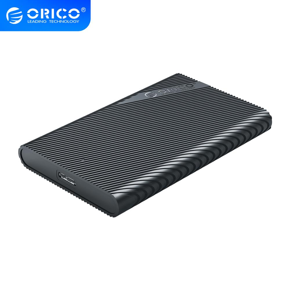 ORICO USB3 0 HDD SSD Adapter 2 5 inch Externl HDD Case 5 Gbps HDD Enclosure