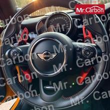 Extension-Cover Shift Steering-Wheel Mini Cooper F60 for 2pcs Aluminum JCW F54 F55/F56/F57/..