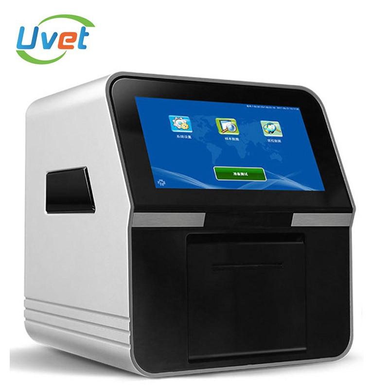 Ветеринарный химический анализатор Uvet Компактный Полностью Автоматический химический анализатор stry