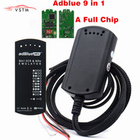 Hot Sale AdBlue Emulator System Box 9 IN 1 Universal Adblue Emulato For 9 Type Trucks With A+Version Full Chip