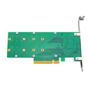 Image 3 - ANM22PE08 NVMe denetleyici PCIe M.2 Dualport ile headsink (ssd)