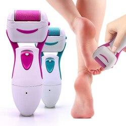 Utensilios eléctricos de pedicura HERRAMIENTA DE CUIDADO DE pies seco duro cutícula muerta removedor de piel pedicura cuidado molienda Lima de pie para la piel del talón del pie