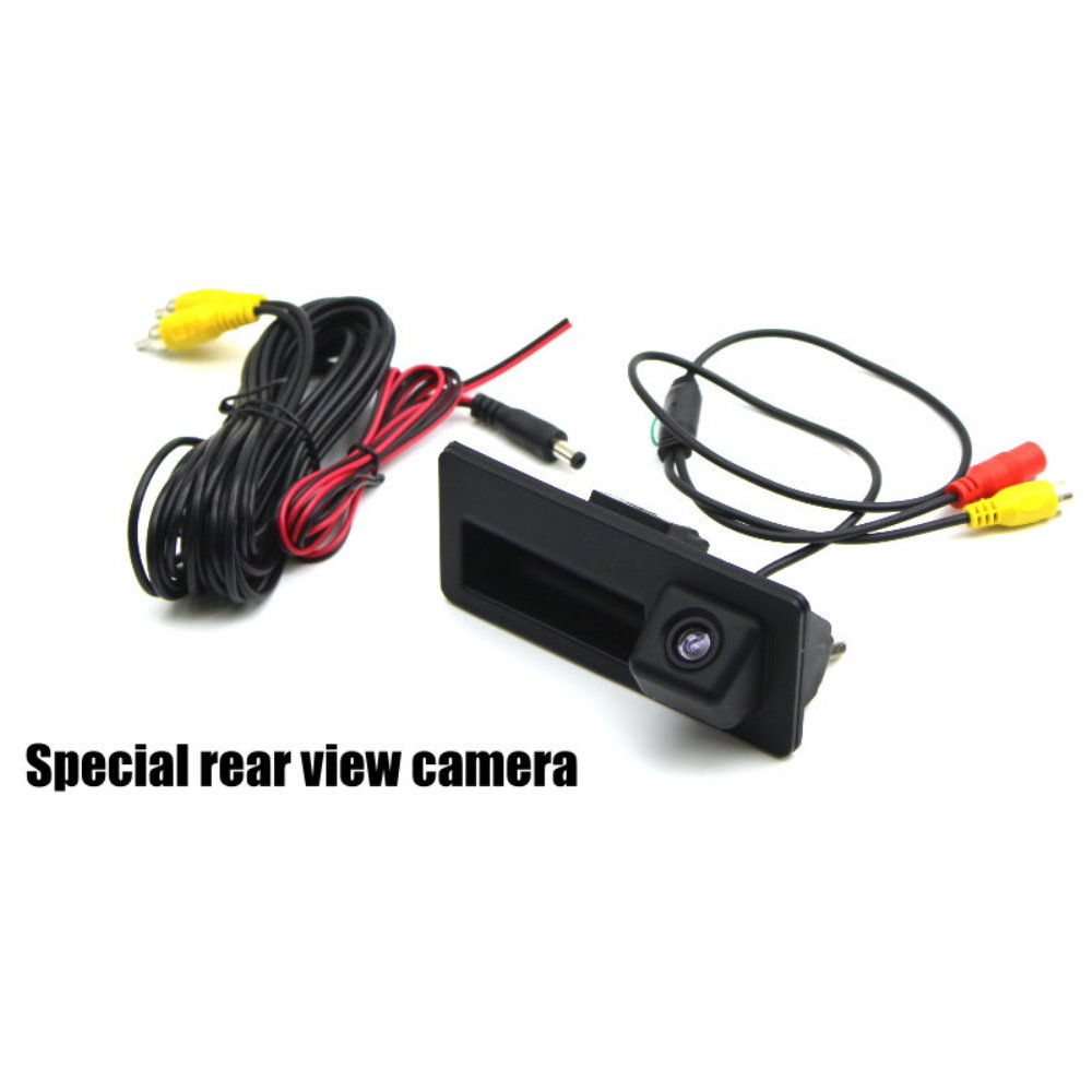 Image 5 - Car Reversing Trajectory Image Camera Decoder Adapter For Audi A5 2010 2020 Original Screen Upgrade CAM Parking Assist SystemVehicle Camera   -