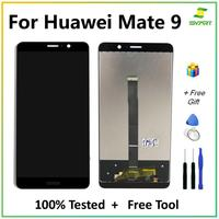 For Huawei Mate 9 LCD Display + Touch Screen Digitizer Assembly Replacement + Tool For Mate9 MHA L09 MHA L29 MHA AL00 LCD Screen
