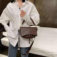 Kyider bolsa feminina mensageiro bolsa de ombro do vintage bolsa feminina crossbody menina bolsas de couro do plutônio tote