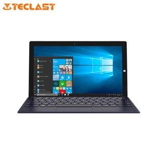 1920--1080 Windows Tablet Keyboard SSD Intel Celeron N4100 Teclast X4 8G with Ram-256g