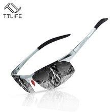 TTLIFE Brand New 2019 Sunglasses Men Polarized Sun Glasses Women Uv400 Luxury Retro Eyewear Vintage Oculos Male Sport YJHH0264