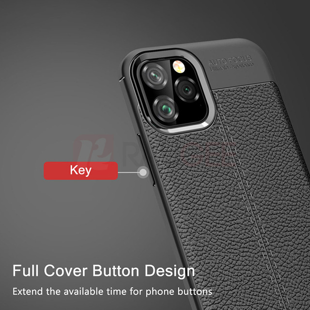Vifocal Leather Case for iPhone 11/11 Pro/11 Pro Max 1