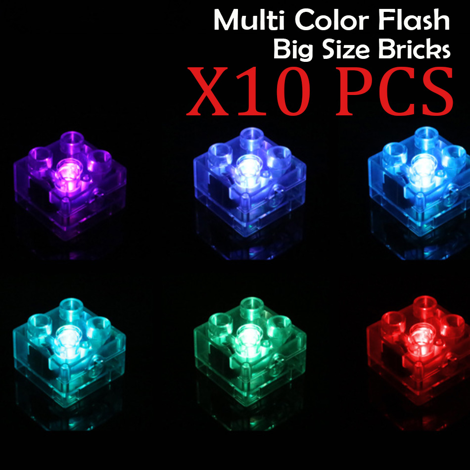 10pcs multi color