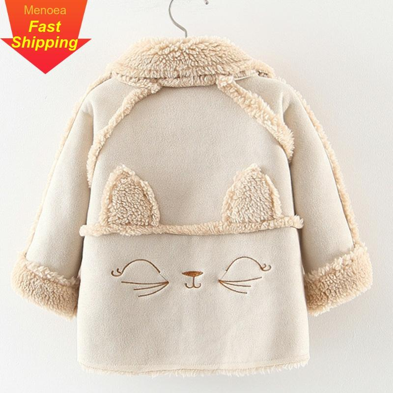 Menoea Coat Clothing Giraffe Girls Baby Winter High-Quality Children Boys Cartoon  title=