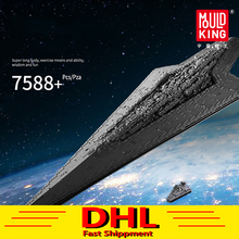 Star Toys Wars The UCS Executor Super Star Destroyer Set Compatible Lepins MOC-15881 10221 Building Blocks Kids Christmas Gift lepin 05062 1359pcs series the imperial super star destroyer set building blocks bricks compatible with 75055 boy toy