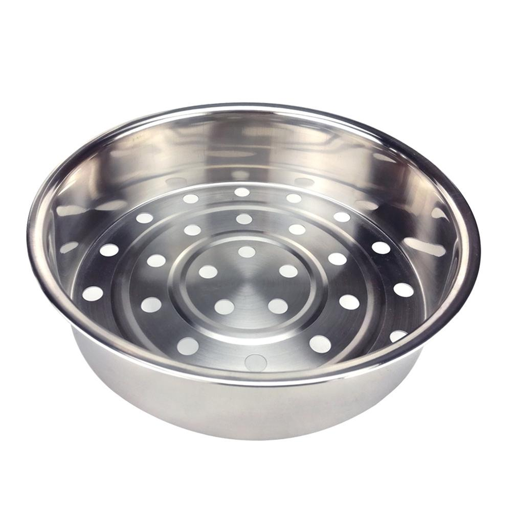 Stainless Steel Food Steamer Steaming Basket Vegetable Fruit Cleaning Tools Durable Easy To Clean Kitchen Tool Preservative