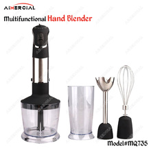 MQ735 electric hand blender mixer portable egg beater meat mincing mincer juicer grinder grindig machine