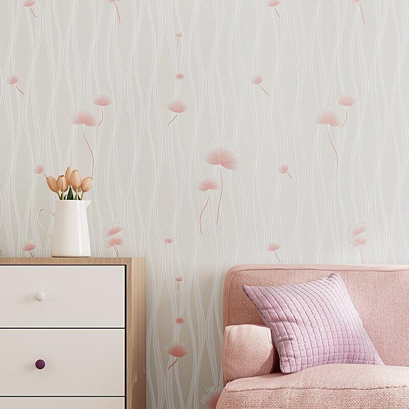 Beibehang moderne rayé papel de parede 3d papier peint mural pour murs 3 d salle à manger classique paillettes papier peint pour salon