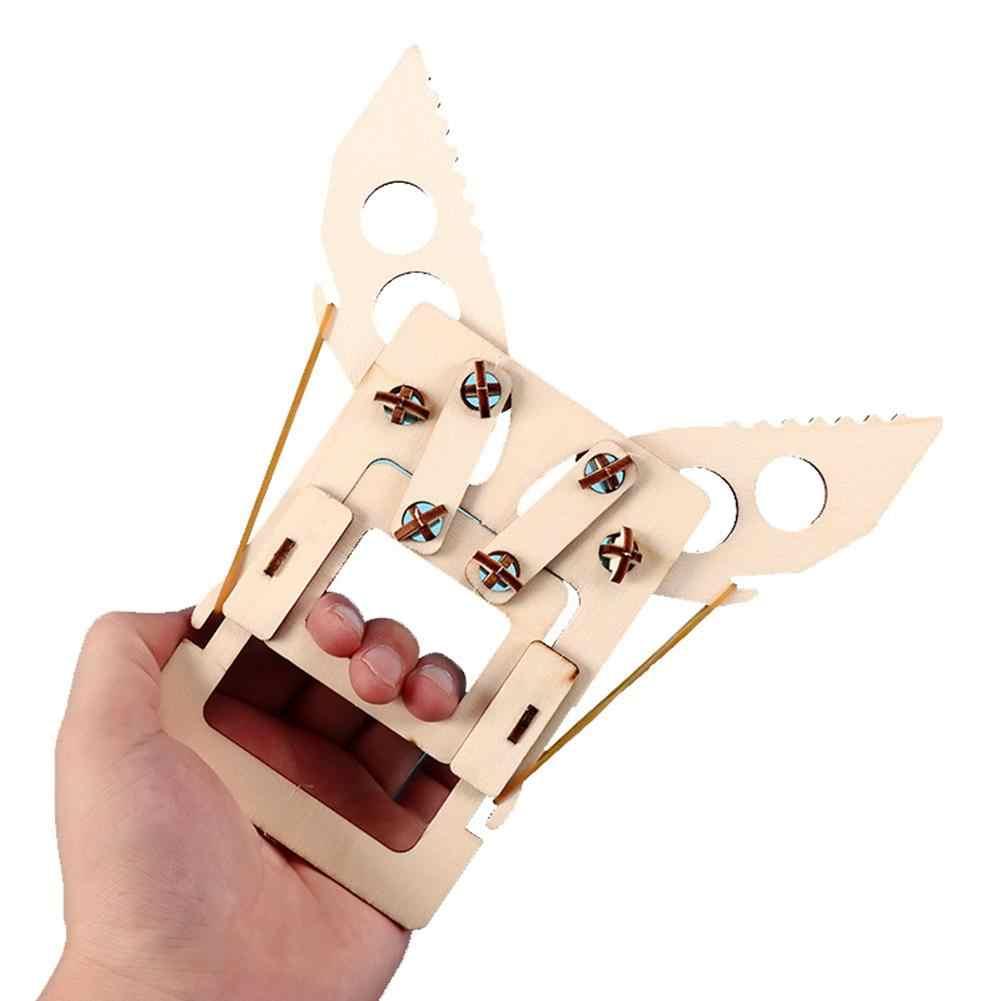 Bricolage assemblé manipulateur mécanique main physique expérience éducatif enfant jouet créatif Innovation éducation pour l'école