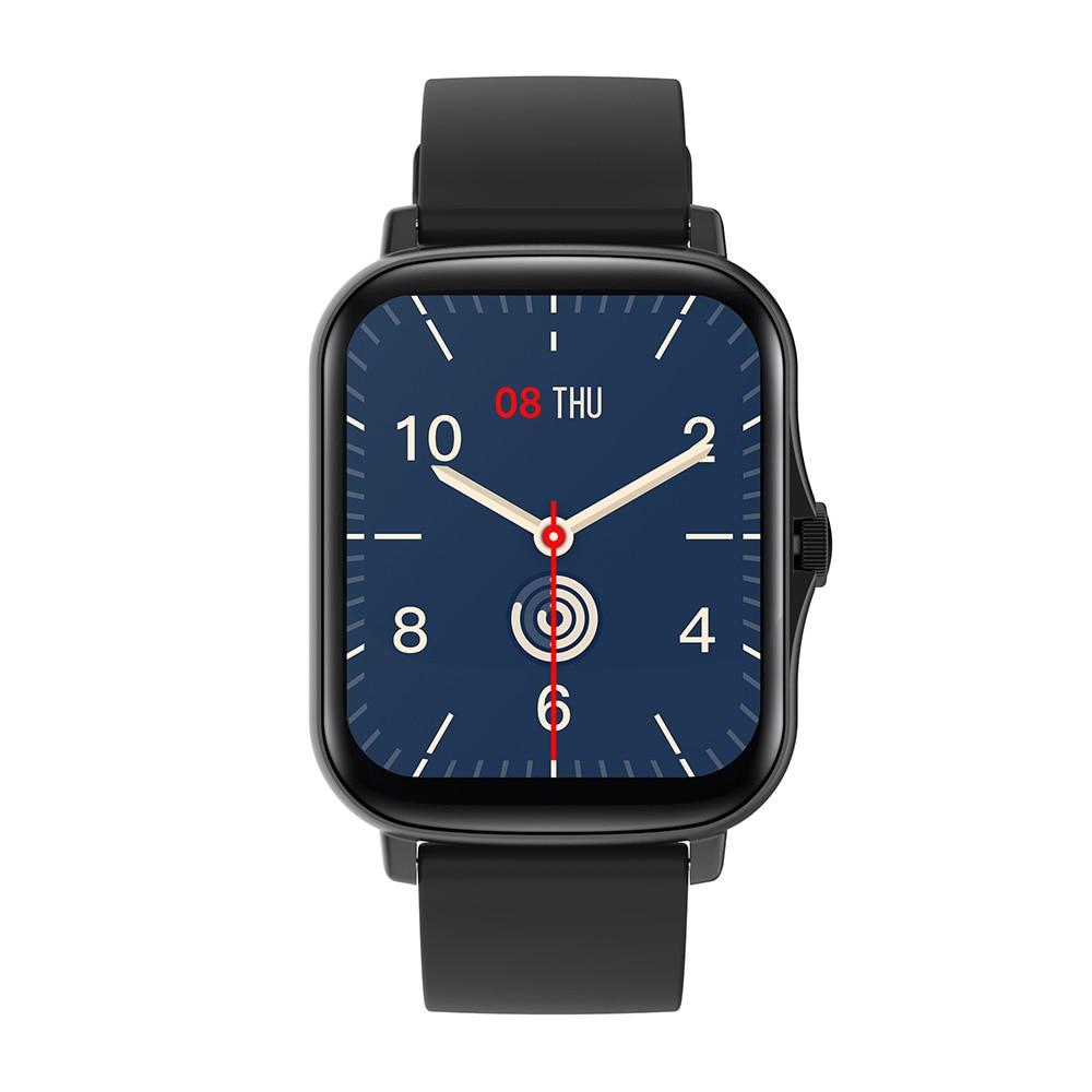 H499e733ecae94dcc8abc5bf00a89c93bv COLMI P8 Plus 1.69 inch 2021 Smart Watch Men Full Touch Fitness Tracker IP67 waterproof Women GTS 2 Smartwatch for Xiaomi phone