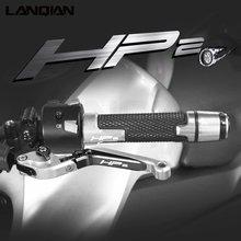 Для bmw hp2 мотоциклетные сцепные рычаги рукоятки на руль enduro