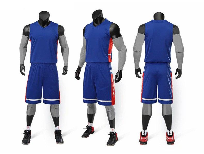 & shorts equipe de basquete uniforme treinamento