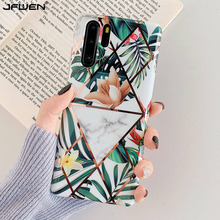 Plating Vintage Flower Phone Cases For Huawei P30 Pro P20 Lite Mate 30 Pro Mate 20 Lite Case Cover Silicone Soft TPU Back Shell plating tpu phone case for huawei p20 pro p30 pro p40 gloryv20pr pro soft silicone upscale phone cases mobile phone accessories