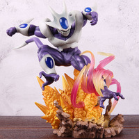 Dragon Ball Z Cooler Coora Final Form Figures PVC Action Figure Collectible Model Toy 21cm