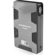 Goldmaster – récepteur Satellite Flash Micro Hd