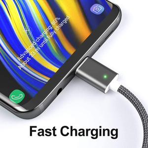 Image 5 - CANDYEIC Micro USB Cable Magnetic Charger For Samsung Xiaomi Huawei Sony Android Mobile Phone Fast Charge Magnet Data Cable Wire