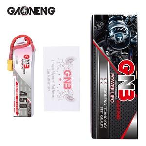 Image 4 - 4 sztuk Gaoneng GNB 450MAH 3S 80C HV 11.4V bateria Lipo XT30 wtyczka dla iFlight CineBee kryty Cine Whoop BetaFPV Drone zdalnie sterowany Quadcopter