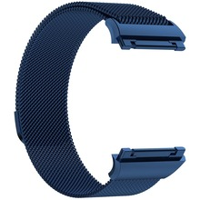 Magnetic Replacement Stainless Steel Watch Band Quick Release Replacement Strap Magnetic Loop Wristband For Fitbit Ionic magnetic milanese loop watchbands stainless steel smartwatch strap wristwatch band 17mm for fitbit charge 2