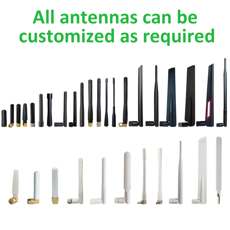 Image 5 - 2.4 GHz 5.8 Ghz 5G wifi Antenna 2.4ghz 8dBi SMA Male Connector Dual Band 2.4G 5.8G 5G wi fi Antenne wireless router antena-in Communications Antennas from Cellphones & Telecommunications