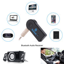 Wireless Bluetooth Receiver Transmitter Adapter 3.5mm Jack For Car Music Audio Aux A2dp For Headphone Reciever Handsfree(China)