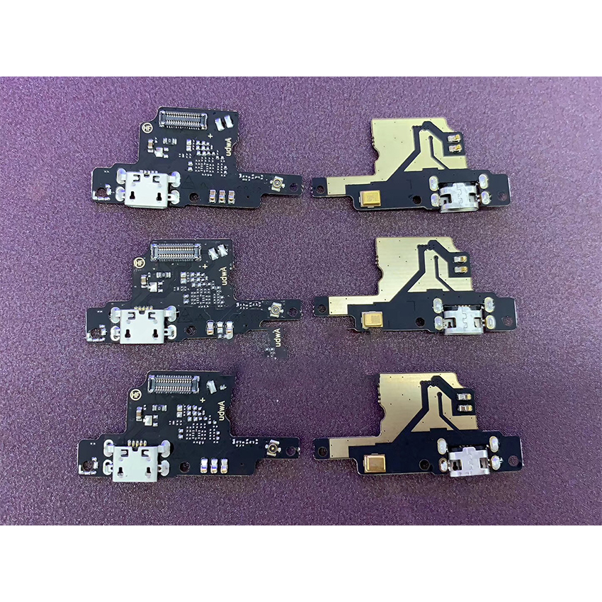 Плата для зарядки порта USB для ZTE Blade V9 Vita, гибкий кабель для зарядки док-станции, запчасти для ремонта