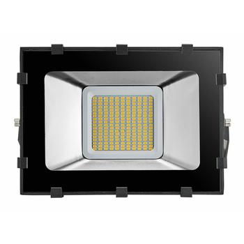 100W LED Floodlight SMD Outdoor Lamp Warm white AC 220V IP65 Waterproof Night Lighting