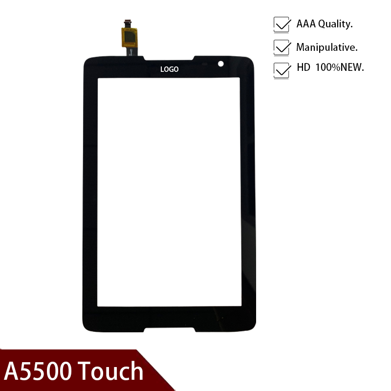 8'' Inch For Lenovo IdeaTab A8-50 A5500 A5500-H LCD Display+Touch Screen Digitizer Glass Sensor Panel Replacement Free Shipping