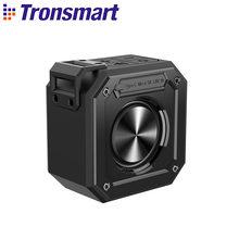 Elemento Tronsmart ranura (Fuerza Mini) Columna de altavoz Bluetooth IPX7 impermeable barra de sonido altavoz portátil para la computadora
