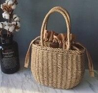 Bohemia Handmade Straw Bag