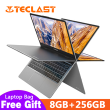 Teclast F5 Touch Screen Laptop Intel 8GB RAM 256GB SSD Windows10 1920*1080 Quick Charge 360 Rotating Touch Screen 11.6″ Notebook