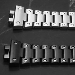 Image 3 - GMW B5000 시계 밴드 베젤/케이스 금속 스트랩 스틸 팔찌 도구와 높은 수준의 316l 스테인레스 스틸 휴가를위한 5 색 선물