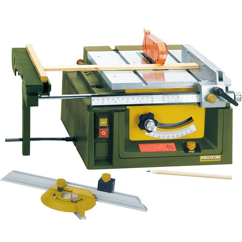 Germany Imported PROXXON Mini Electric Table Saw Wood Cutting Saw  Woodworking Machinery