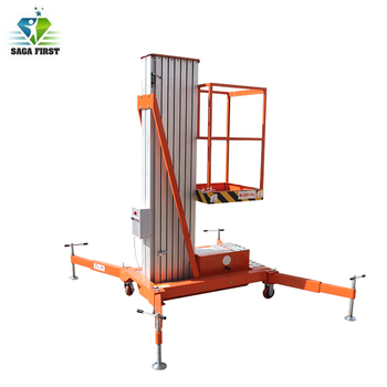 Good Quality Hydraulic Single Man Lift With Best Price