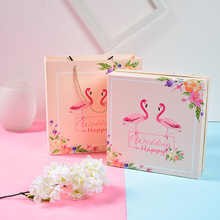 wedding gift candy packaging carton 2017 european creative sugar box wedding celebration products candy box cb5139 Accompanying Gift Box Packaging High-end Gift Box Packaging Carton Gift Box Candy Box Packaging Bag Valentine's Day Wedding Box