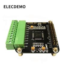 Ad7606 módulo multi canal módulo de aquisição de dados ad 16 bit adc 8 channel sincronização frequência de amostragem 200 khz