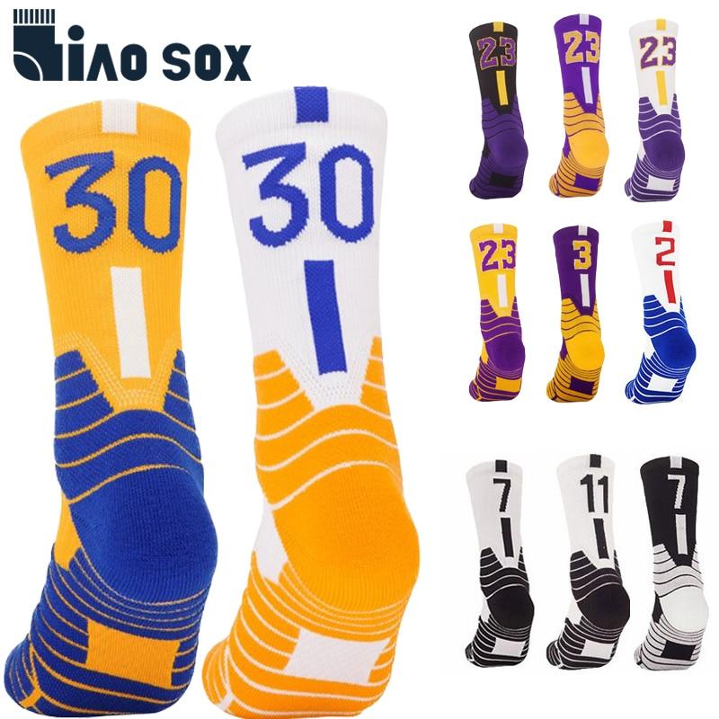 Профессиональные баскетбольные носки Super Star, элитные толстые спортивные носки, Нескользящие прочные носки-чулки для скейтборда