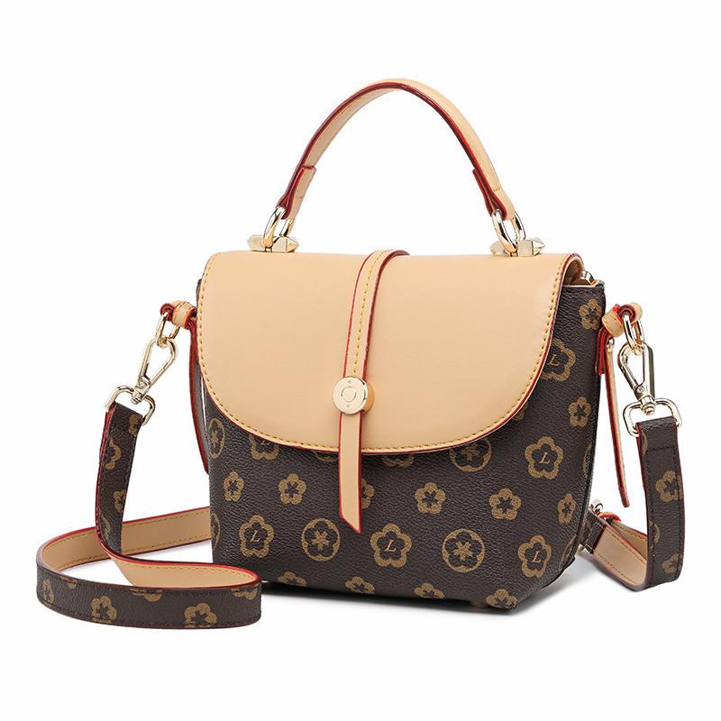 World's Handbags for Ladies Luxury Handbags Women Bags Designer Fashion Lock Large Soft Totes High Quality High capacity New