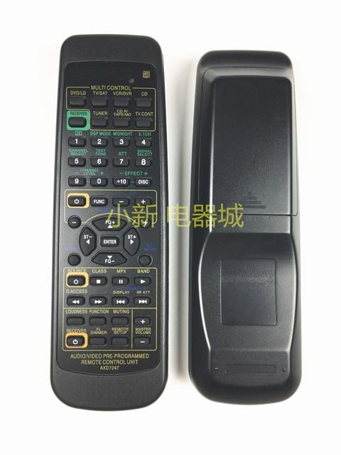 NUOVO di Ricambio PER PIONEER AV Ricevitore del telecomando AXD7247 Sostituire Il VSX D510 VSX D209 VSX D409