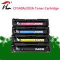 Совместимый для hp 203A CF540A 540a тонер-картридж для hp LaserJe Pro M254nw M254dw MFP M281fdw M281fdn M280nw принтер