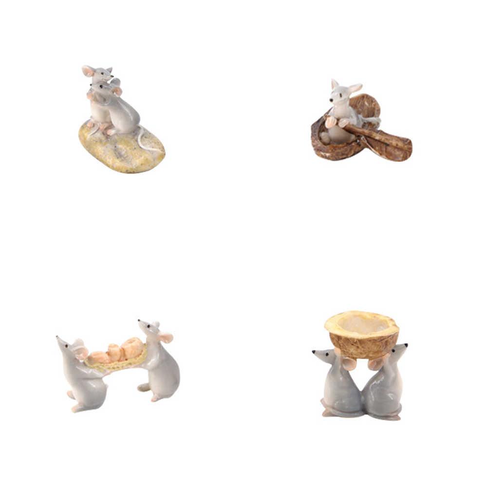 2020 חדש שנה מזל קריקטורה עכבר דקור סיליקון שרף עובש אפוקסי שרף תכשיטי ביצוע עכבר שנה סיליקון שרף עובש